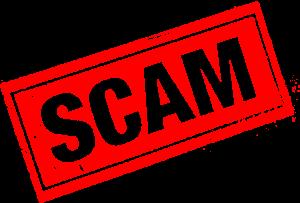 Script Registration Scam