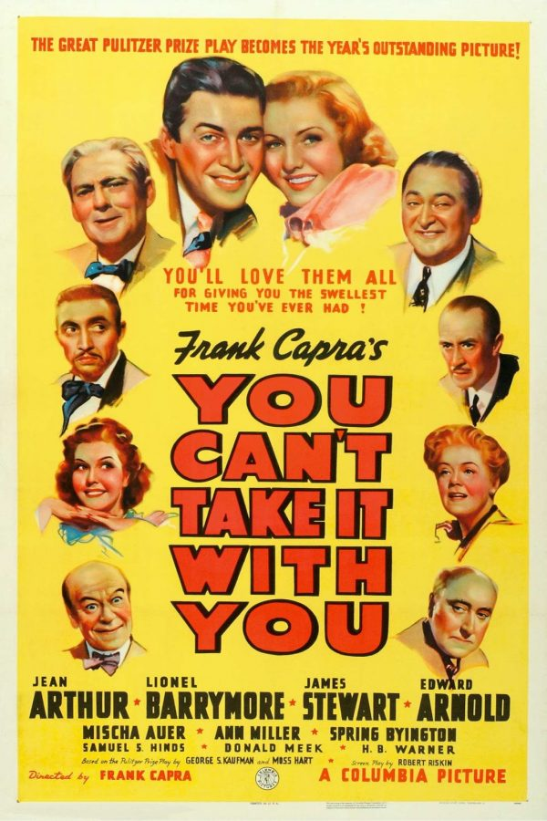 You Can't Take It with You 1938